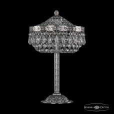 Интерьерная настольная лампа 1901 19011L6/25IV Ni