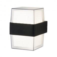 Настенный светильник уличный Maul 1519 TECHNO LED чёрный